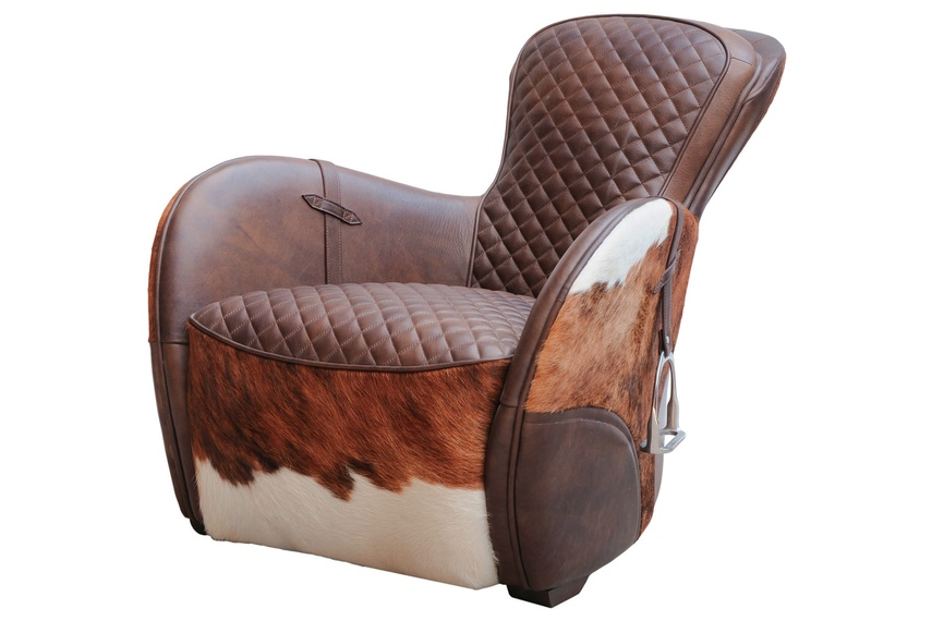 The Saddle Chair.