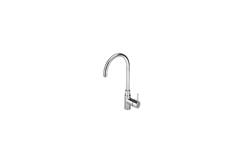 Stainless steel kitchen mixer – 230AS