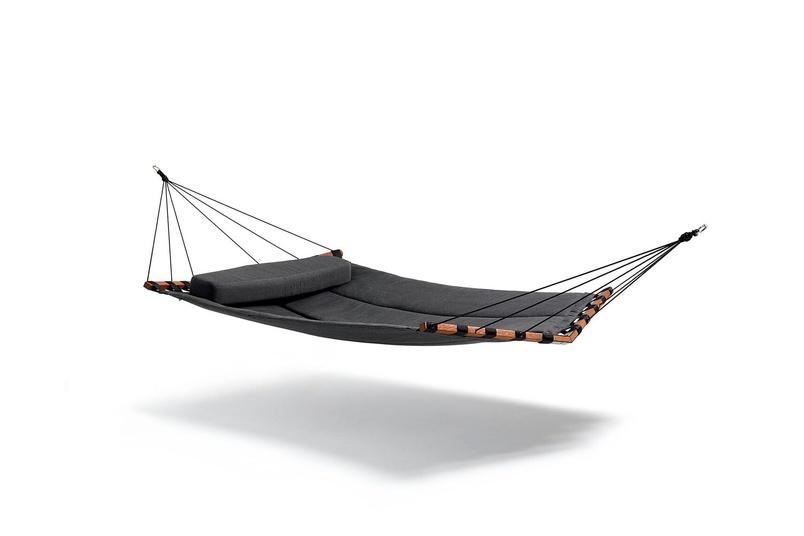 Taj hammock (double/sooty).