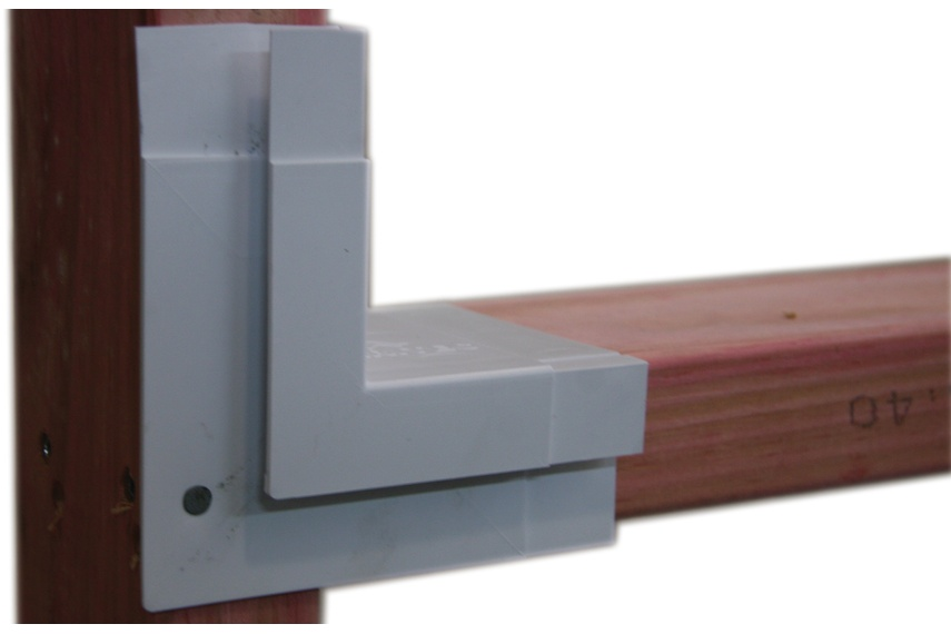 The Baritec Subsill flashing system is solid, durable and can be installed under almost any weather conditions