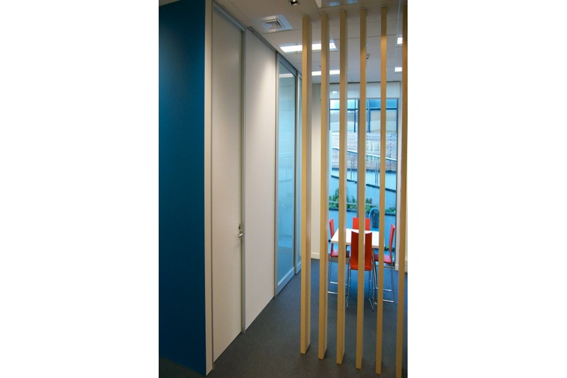 Alement Plus partitioning range