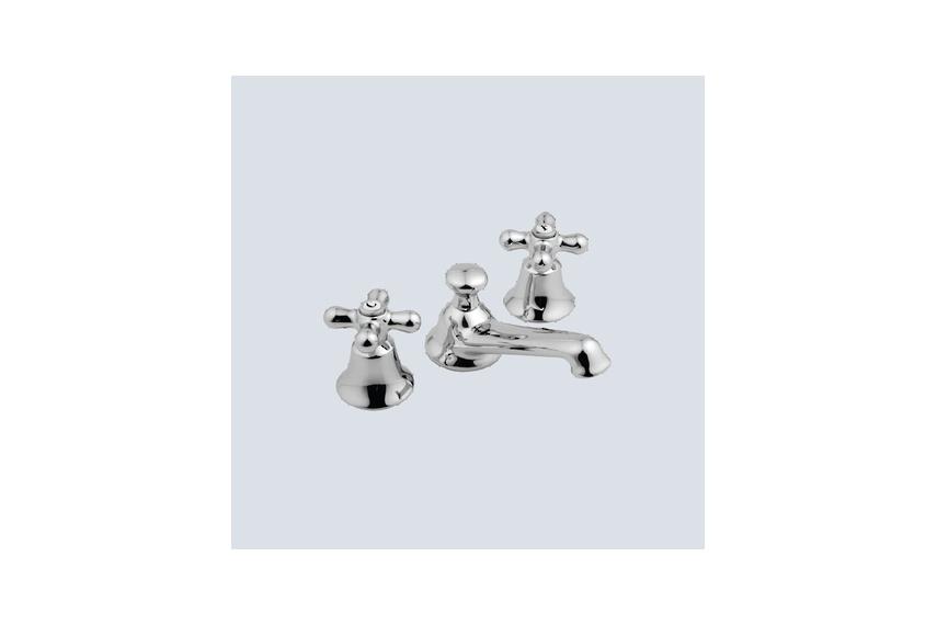 Viareggio 3 hole basin mixer