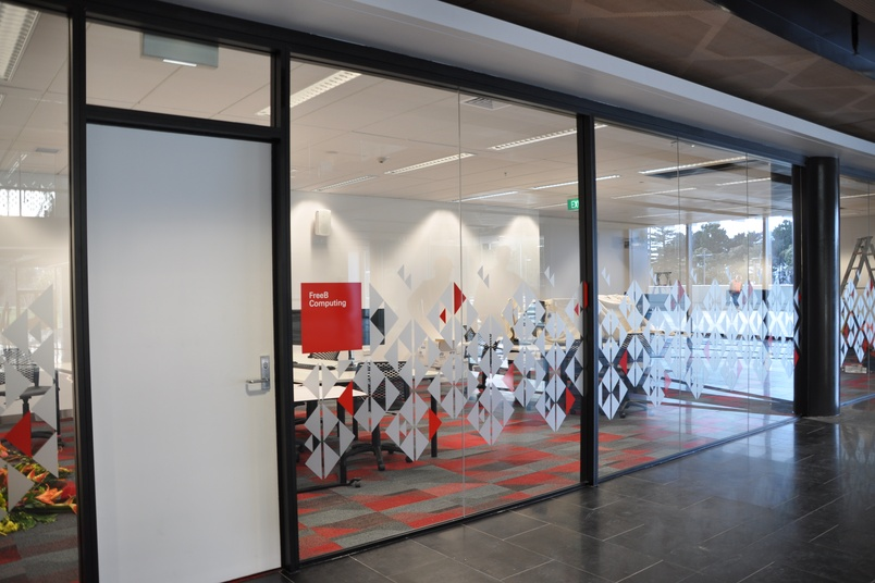 Internal Aluminium Partitions By Potter Interior Systems