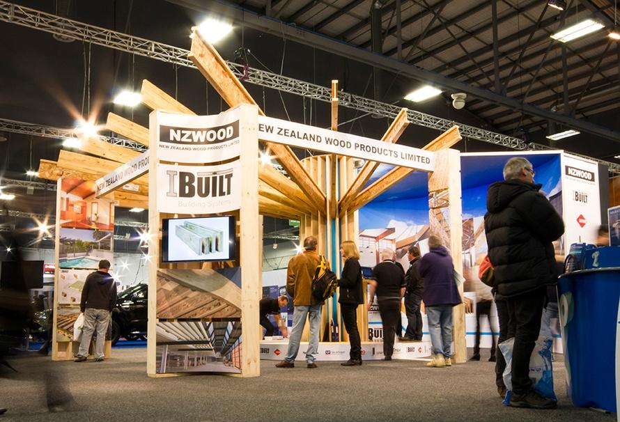 NZWOOD's innovative offerings nail it at BUILDNZ