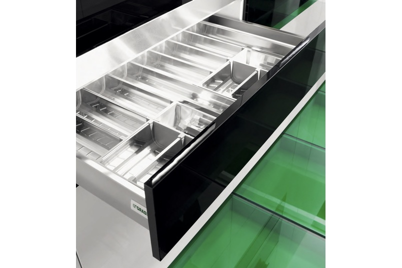 The Studio GRASS drawer system