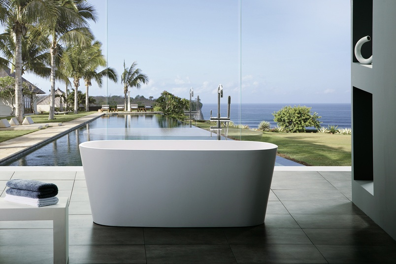 Progetto Stone Baths By Plumbline Selector
