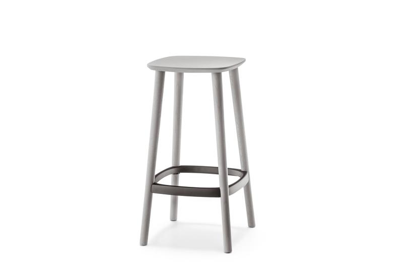 Babila stool by Pedrali.