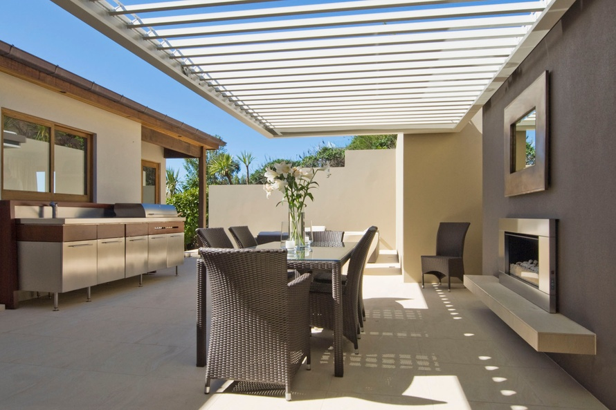 Outdoor living at its best
