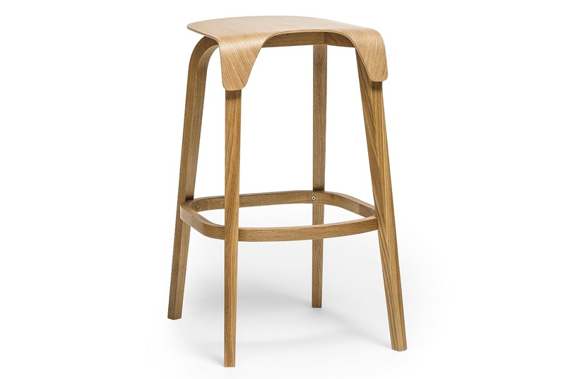 Leaf bar stool.