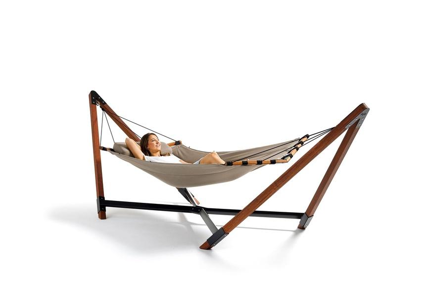 Taj hammock.